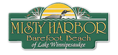 Misty Harbor & Barefoot Beach Resort Logo